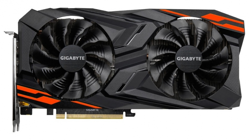 Gigabyte представила видеокарту Radeon RX Vega 64 WindForce 2X