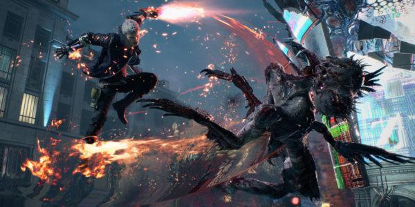 Capcom показала более 20 минут игрового процесса Devil May Cry 5 (видео)
