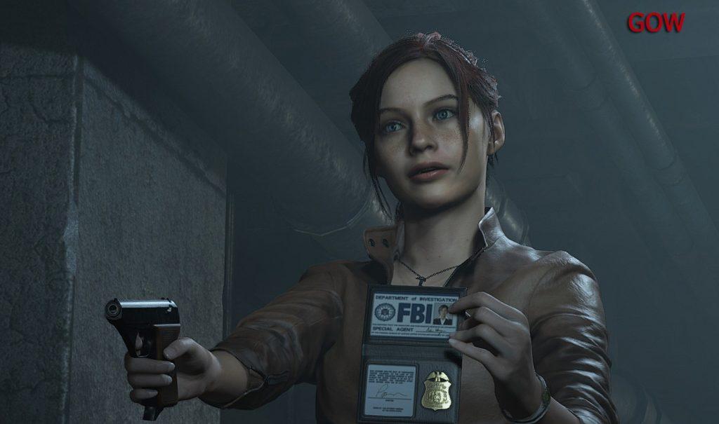 Файлы  Resident Evil 2