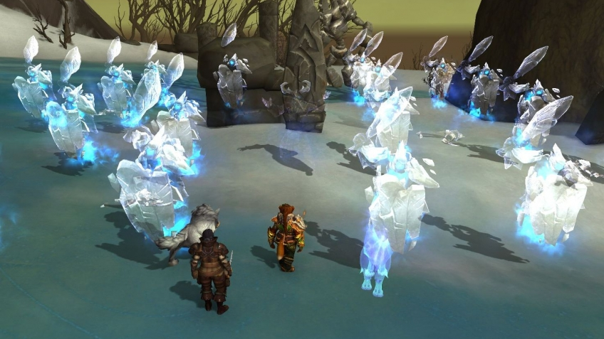 В World of Warcraft: Battle for Azeroth можно поиграть без подписки, но недолго