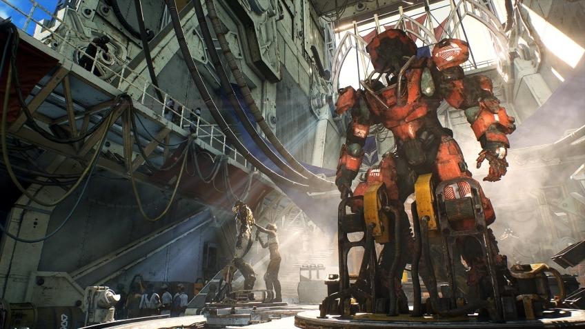 Глава BioWare Кейси Хадсон тоже оказался недоволен запуском Anthem