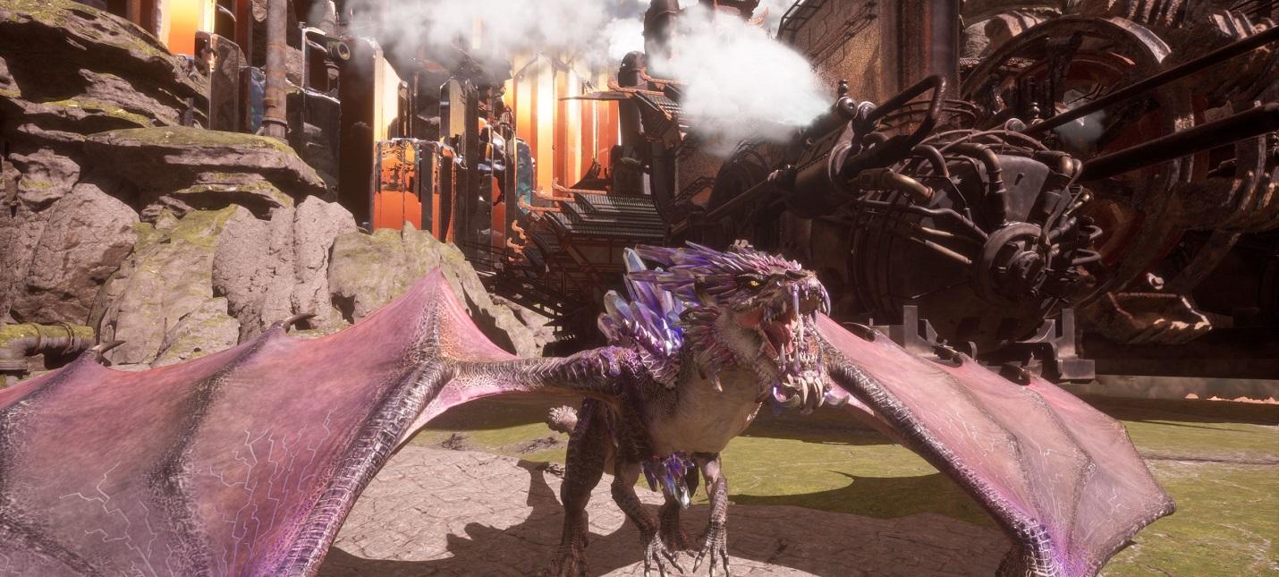 GTC 2019: Новое техно-демо от Nvidia и трассировка лучей в MMORPG Dragon Hound