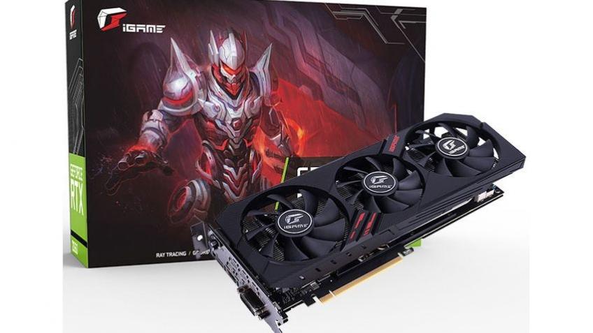 Производители вывели на рынок карты GeForce GTX 1660