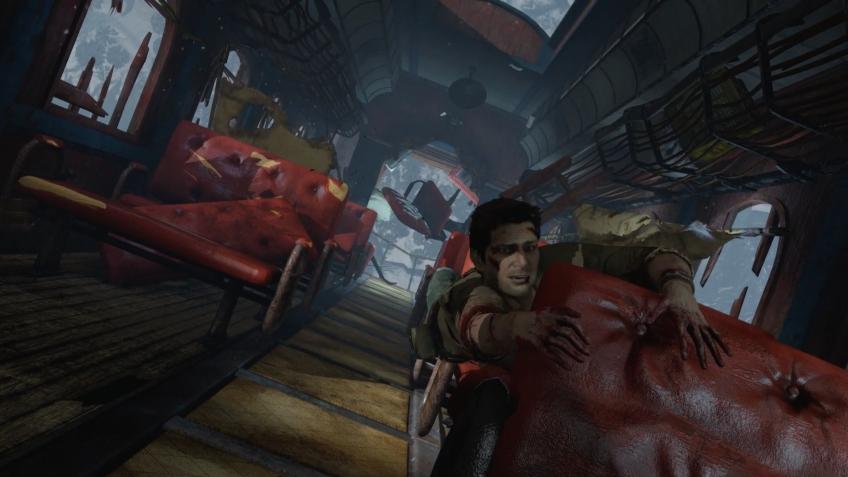 Секреты геймдизайна — как работает уровень на поезде в Uncharted 2