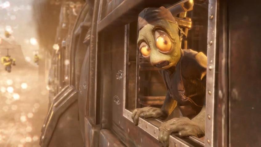 Создатели Oddworld: Soulstorm наконец-то представили дебютный трейлер игры