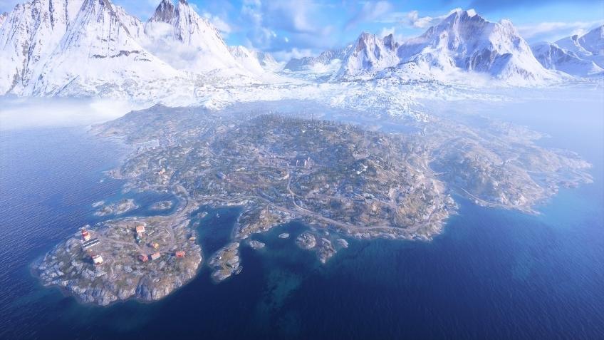 Локация королевской битвы Battlefield V в 10 раз больше самой крупной карты игры