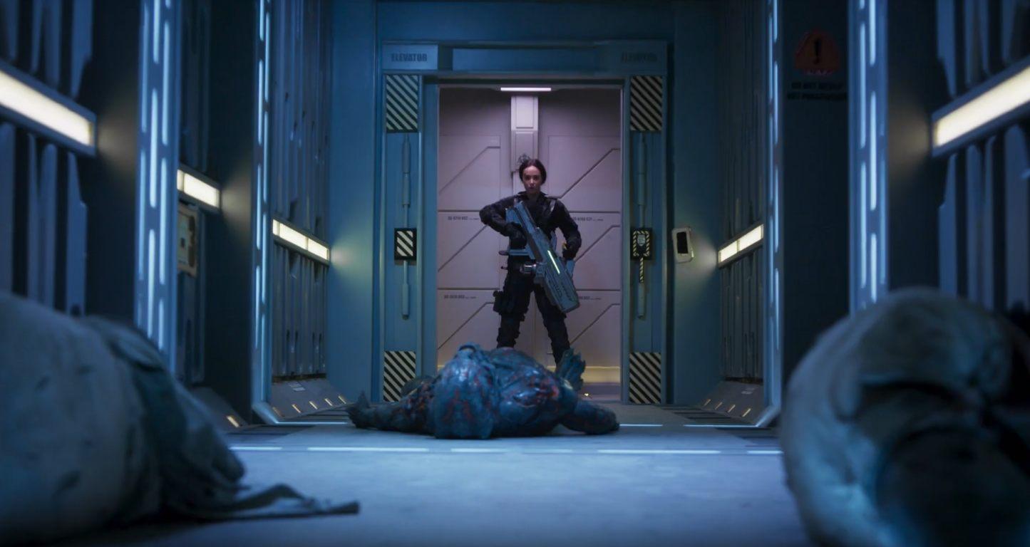 Первый трейлер экранизации Doom