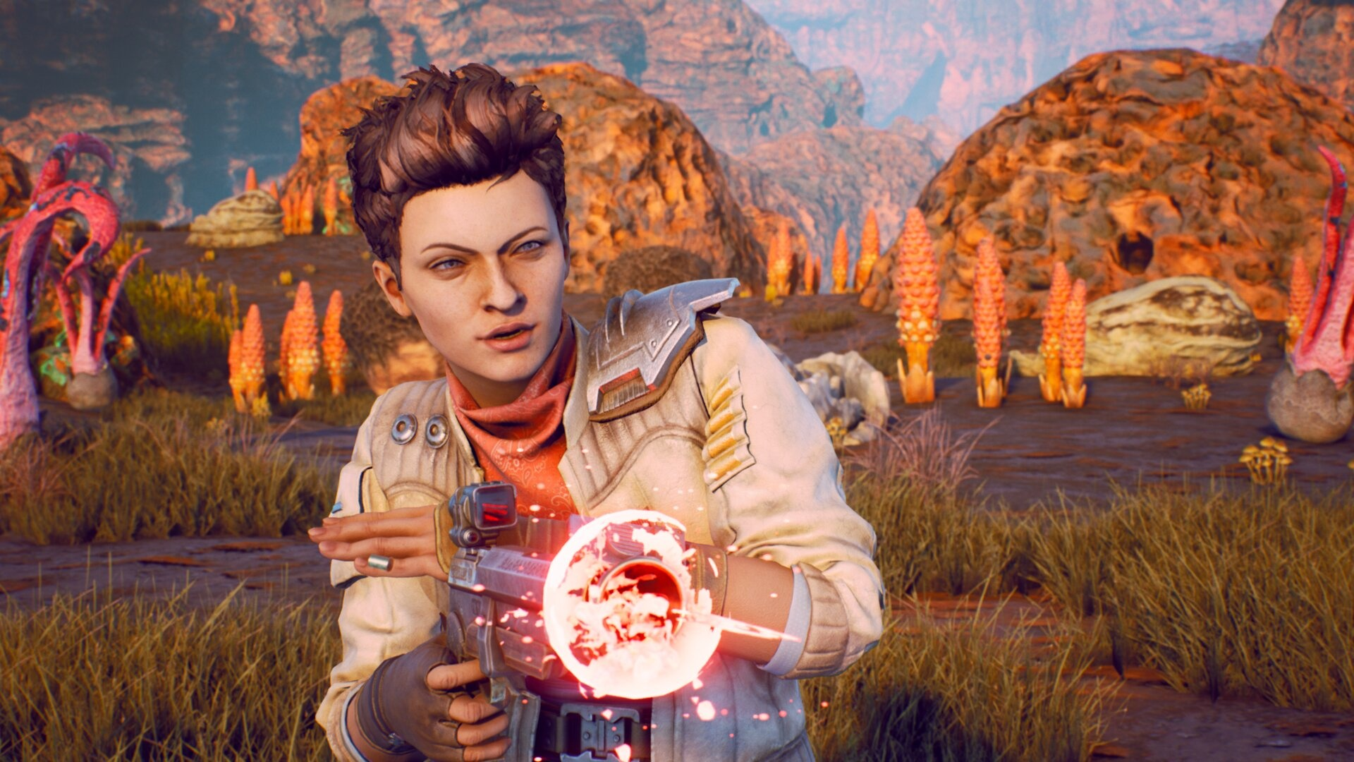 E3 2019: Превью The Outer Worlds. Консервы из свиных опухолей